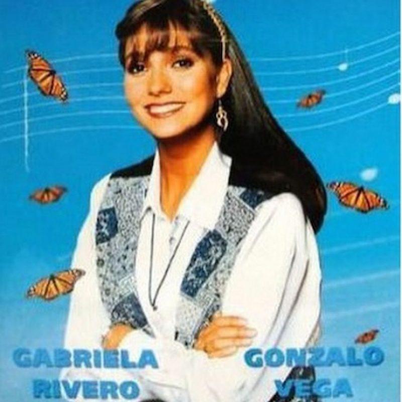 """En 1994 protagonizó la cinta """"Una maestra con ángel"""" Foto:www.gabyrivero.com"""