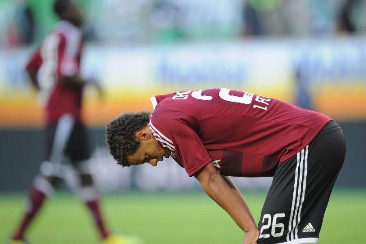 Es alemán y juega en el Eintracht Frakfurt. Foto:Getty Images