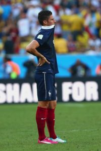 El futbolista francés del Arsenal es uno de los atractivos de la Premier League. Foto:Getty Images