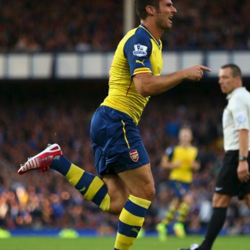 La campaña pasada fue votado como el jugador más guapo del fútbol inglés. Foto:Getty Images