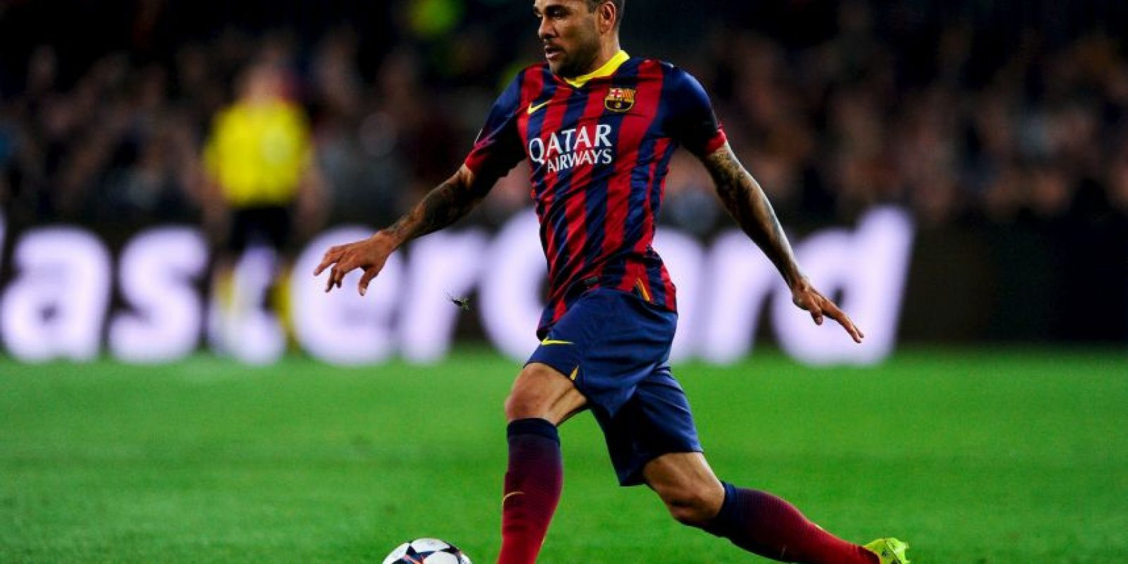 6. Dani Alves Foto: Getty Images
