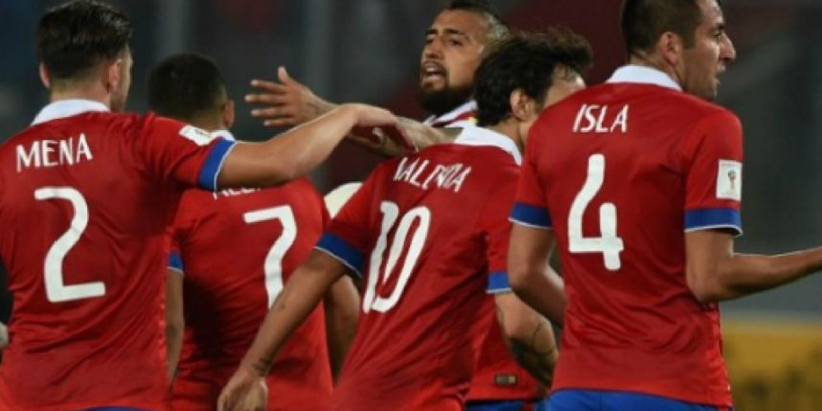 2. Chile Foto:Getty Images