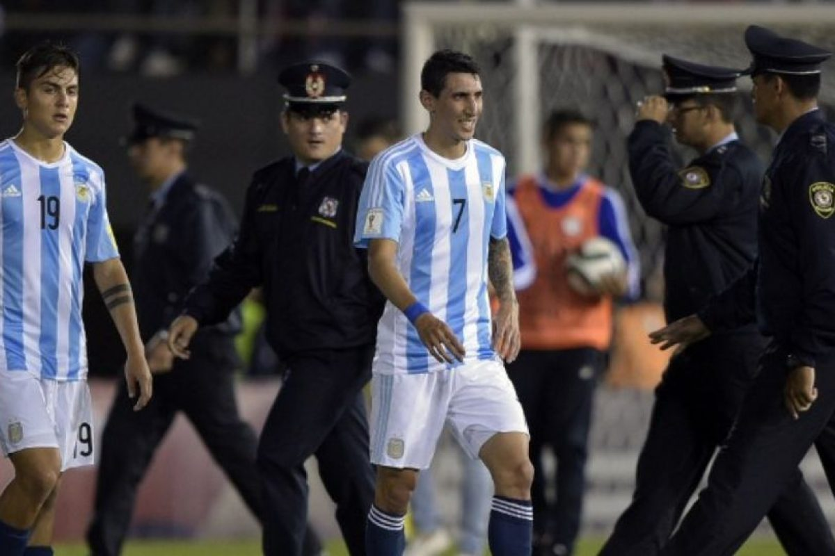 8. Argentina Foto: Getty Images