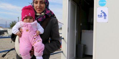 """""""He hecho esto por algunos meses y estos satisfecha con mi decisión"""", expuso al diario """"The Age"""". Foto:Vía Twitter/@UNICEF"""