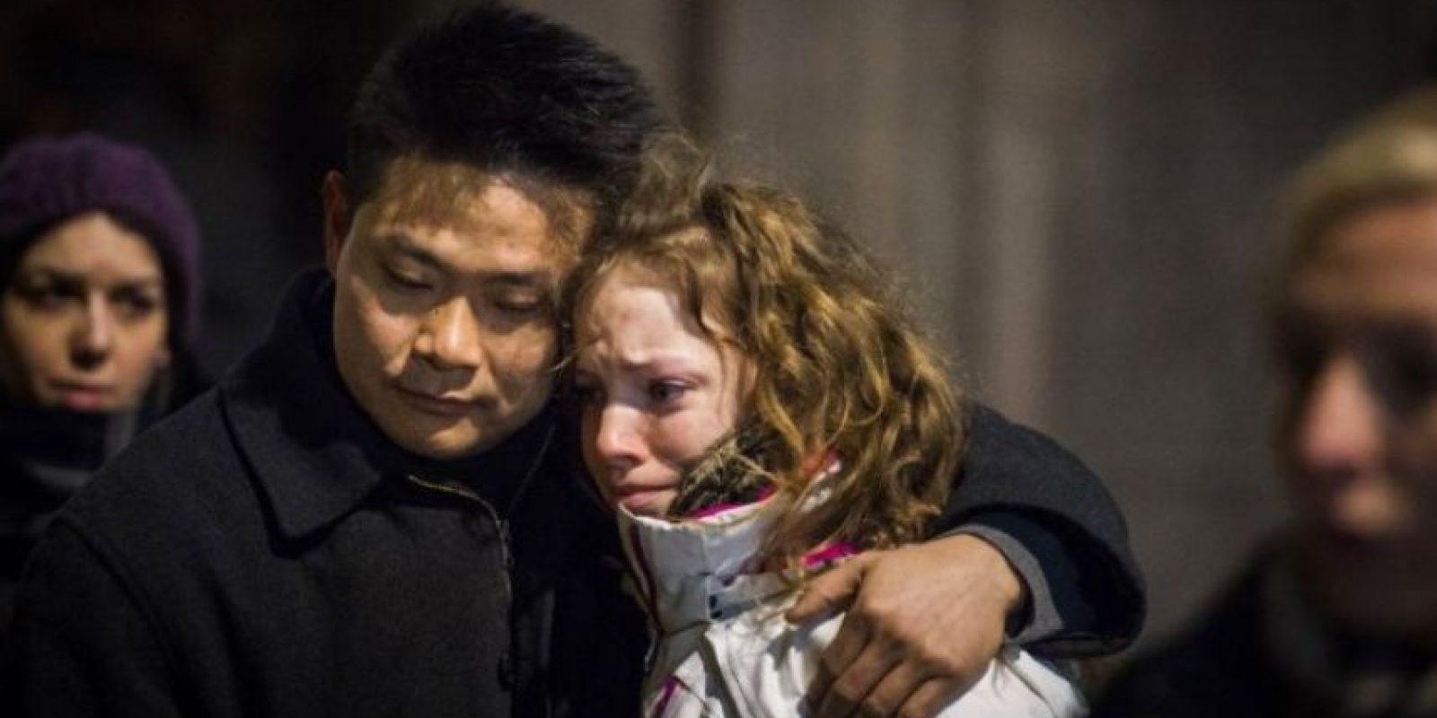 14 de febrero- Ataque en Copenhague, Dinamarca Foto:AFP