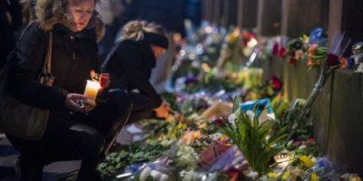 Una persona resultó muerta y otras tres heridas en un atentado realizado durante un foro sobre la libertad de expresión y la blasfemia. Foto:AFP