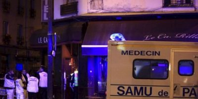 En la inmolación murieron cuatro policías. Foto:vía AFP
