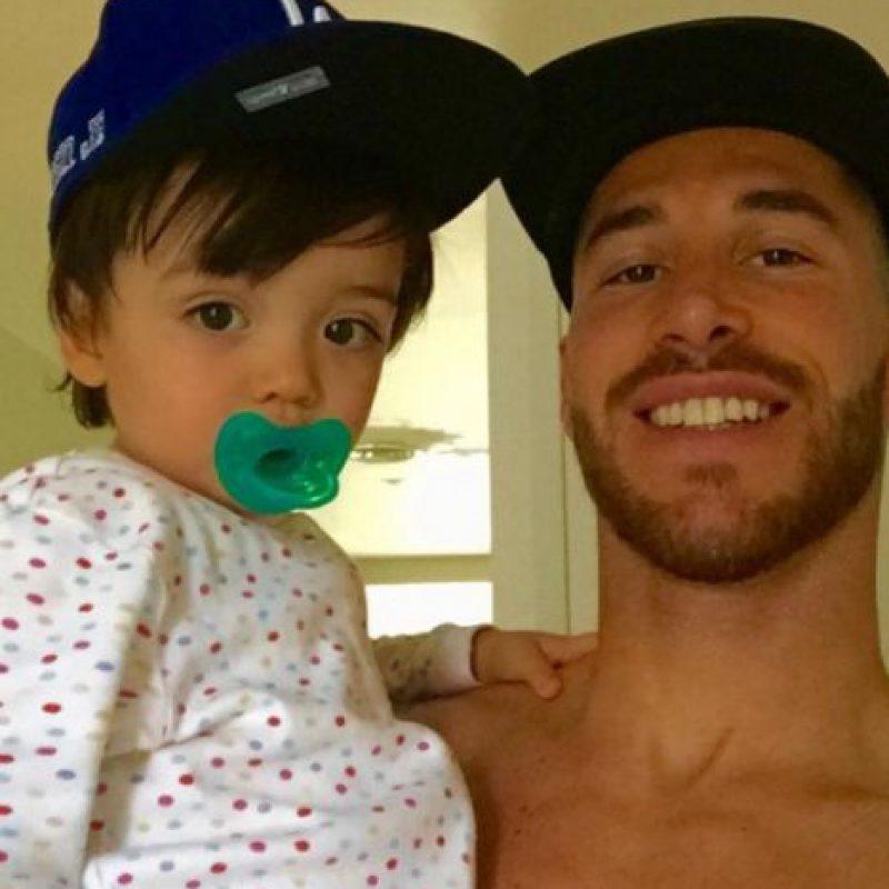 En mayo de 2014 nació Sergio Ramos Rubio, el primer hijo de la pareja. Foto:Vía instagram.com/sr4oficial