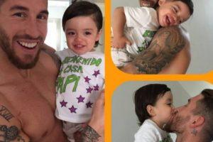 Con estas palabras, Sergio Ramos le dio la bienvenida a su segundo hijo. Foto:Vía instagram.com/sr4oficial