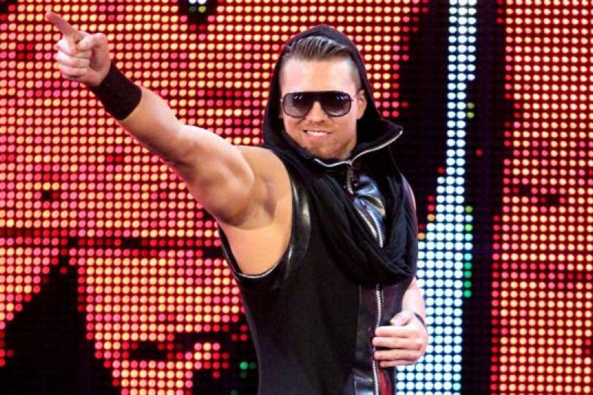 Ahora es uno de los rudos más polémicos Foto:WWE