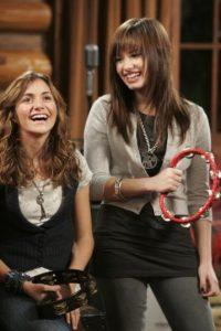"Interpretó a ""Caitlyn Geller"", la mejor amiga de ""Mitchie"". Foto:Disney"