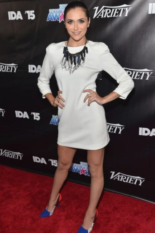 """Ahora tiene 22 años y es más recordada por cintas como """"Más barato por docena"""" y """"Step Up"""". Foto:Getty Images"""