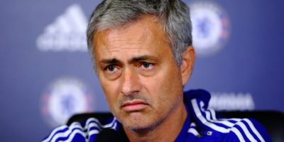 """Actualmente, """"The Special One"""" dirige nuevamente a Chelsea y la historia se está repitiendo. Foto:Getty Images"""