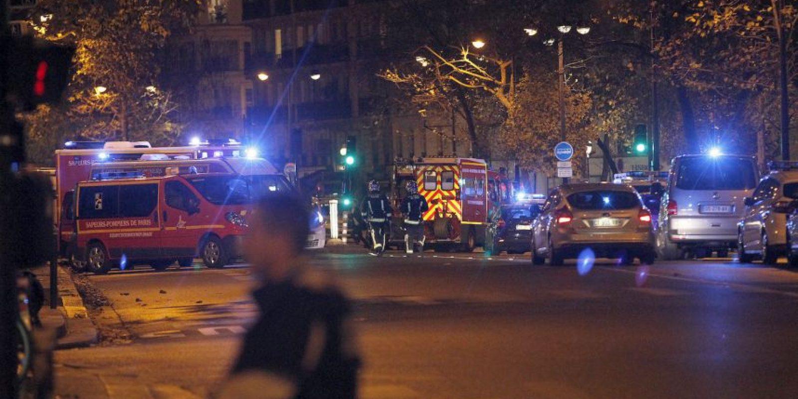 Se ha indicado que 99 de esas personas están en condición grave. Foto:Getty Images