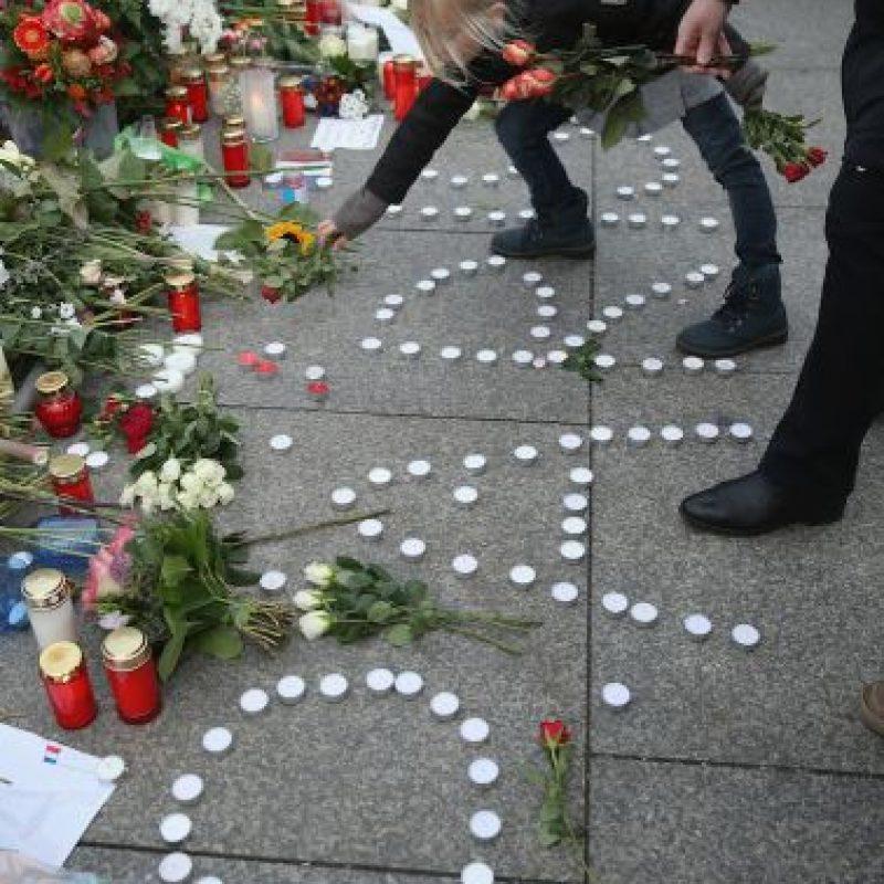 El papa Francisco repudió los atentados terroristas. Foto:Getty Images