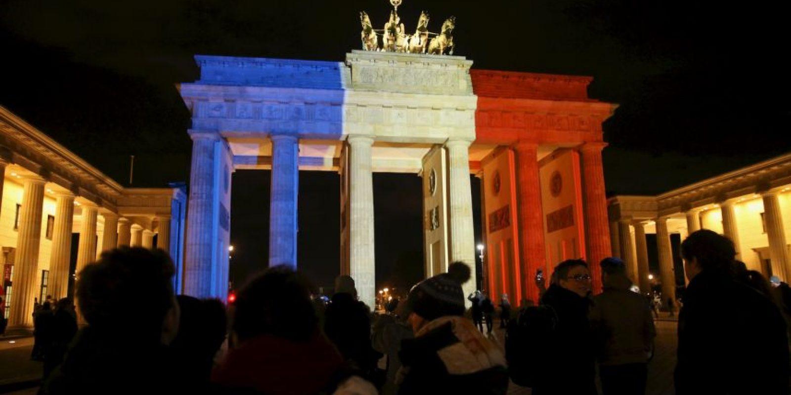 ALEMANIA: Manifestación en Berlín. Foto:Getty Images
