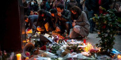 """Las cosas no transcurrían con normalidad en la """"Ciudad Luz"""" este 14 de noviembre pues, un día antes, una serie de atentados terroristas en distintos puntos de la capital gala llenaron de horror a Francia y el mundo. Foto:Getty Images"""
