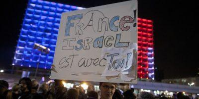 ISRAEL: Manifestación en Tel-Aviv. Foto:Getty Images