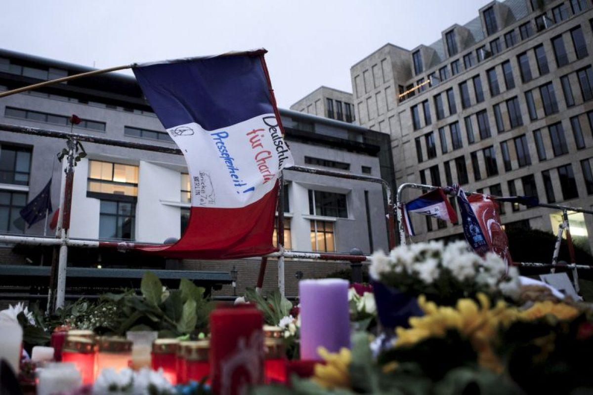 Otros siete terroristas se inmolaron después de cometer asesinar a decenas de personas. Foto:Getty Images