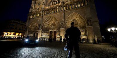 El periódico francés Le Monde se informó que se trató del ruido de petardos. Foto:Getty Images