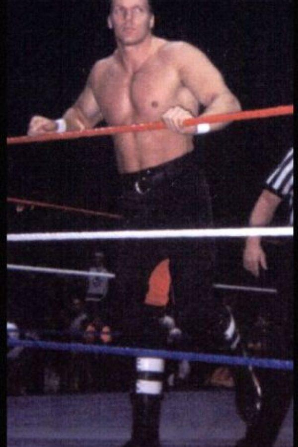 Triple H en 1995, cuando peleaba como Hunter Hearst Helmsley Foto:WWE