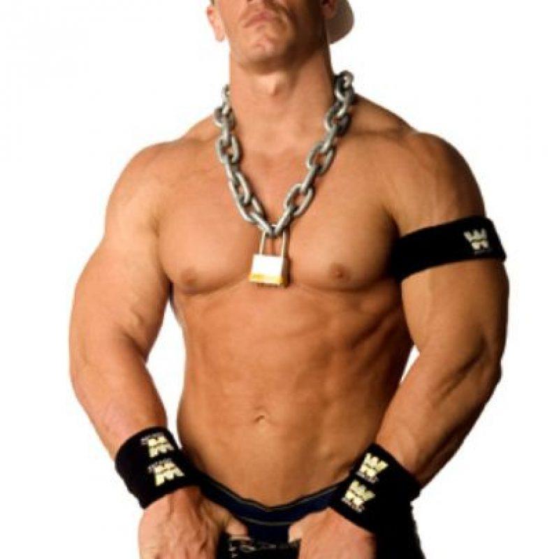 "Así se ha transformado el ""Marino"" Foto:WWE"