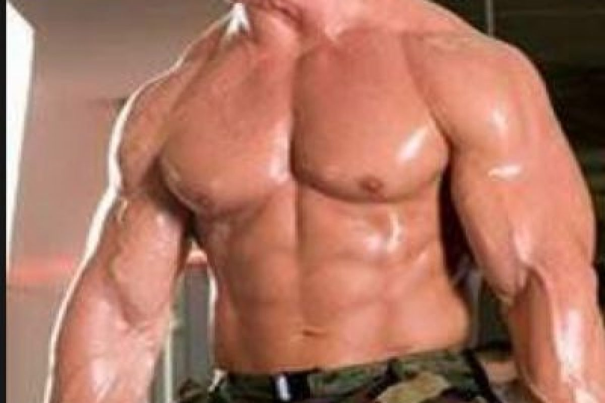 Así luce en la actualidad Foto:WWE