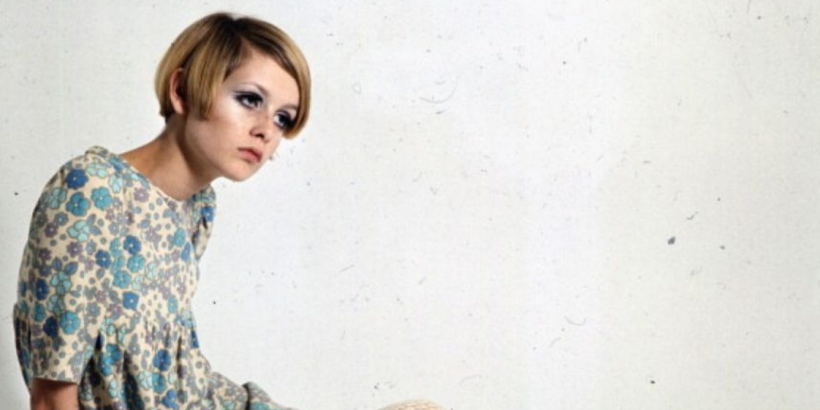 Twiggy llegó a grabar discos y a aparecer en series de televisión. Foto:vía Getty Images