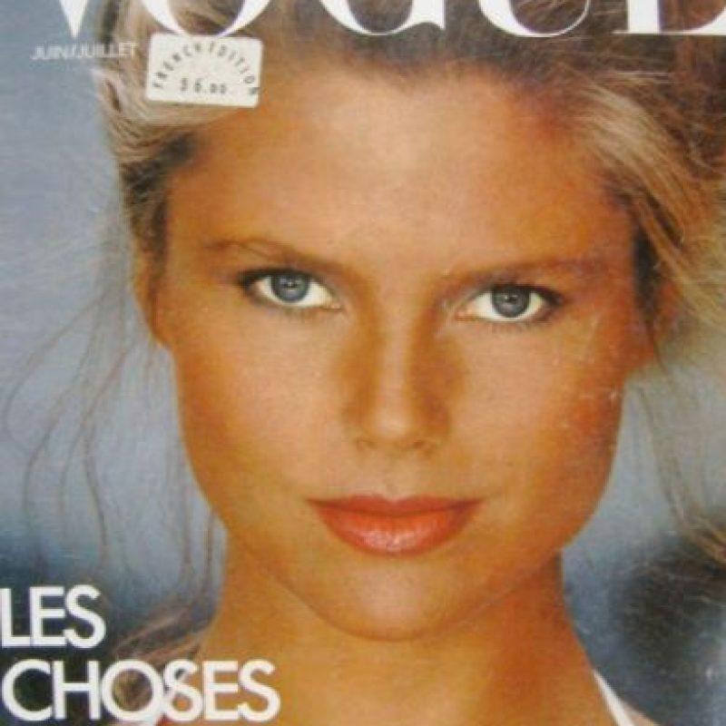 Christie Brinkley, otra gran supermodelo de los años 70 y 80. Foto:vía Getty Images