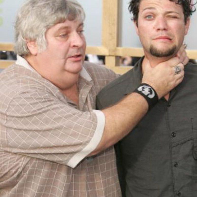 """Eso le dio éxito a Bam en """"Jackass"""" y en el otro programa que hizo por aparte. Foto:vía Getty Images"""