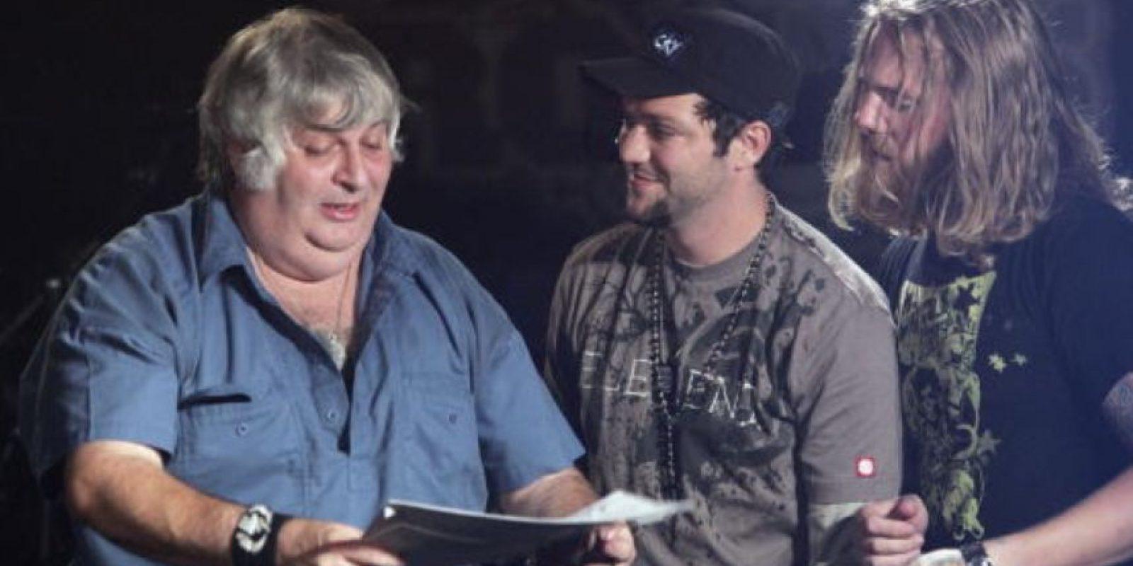 """""""Don Vito"""", así se le llamaba a este hombre, que era blanco constante de las bromas humillantes de Bam. Foto:vía Getty Images"""