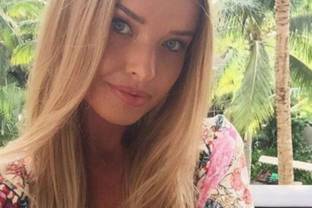 """Saltó a la fama en 2011 tras ganar el concurso de """"modelo del año"""" de la marca de trajes de baño """"Ralph"""". Foto:Vía instagram.com/kahiliblundell"""