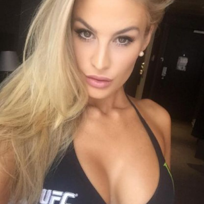 Al igual que su compañera, Kristie Jane Pearson es australiana y modelo. Foto:Vía instagram.com/kristiejpearson