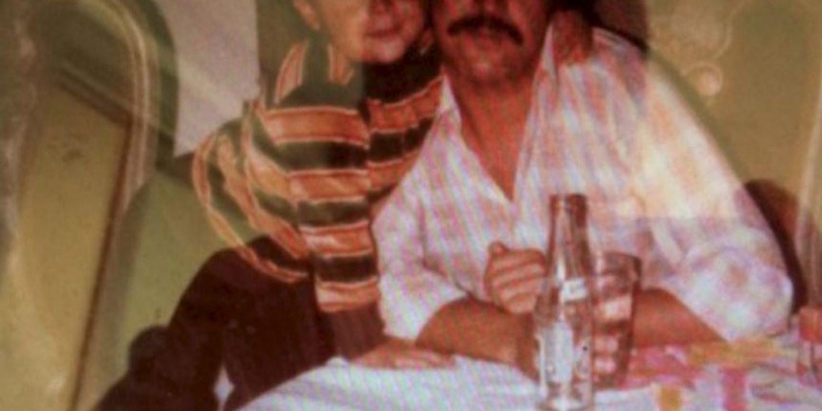 De esta manera el nazi no sería deportado para ser juzgado. Él era el enlace entre Escobar y los políticos del país. Foto:vía Facebook/Juan Sebastián Marroquín