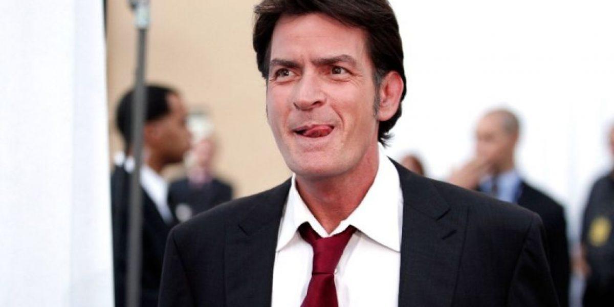 RUMOR: Charlie Sheen es VIH positivo y lo contará todo en televisión