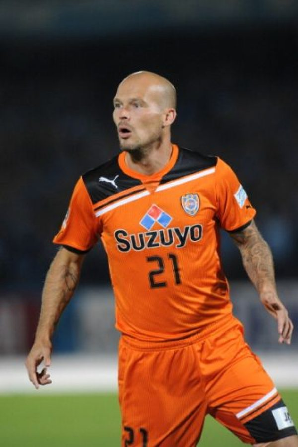 7. Fredrik Ljungberg Foto: Getty Images