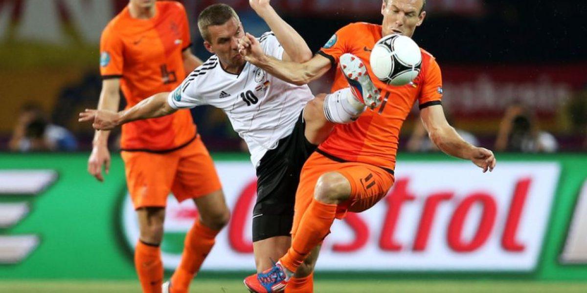 La Mannschaft se enfrentará a los Oranje como signo