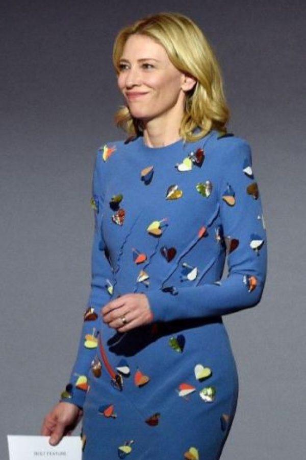 Debido a este papel, la actriz causó gran controversia al declarar que en la vida real había tenido romances con mujeres. Foto:Getty Images