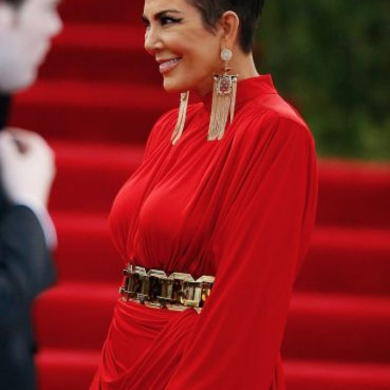 La empresaria de 60 años es dueña de una millonaria franquicia con la que controla la carrera de sus hijos. Foto:Getty Images