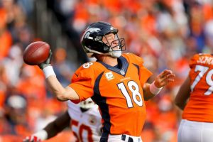 Peyton Manning Foto: Getty Images
