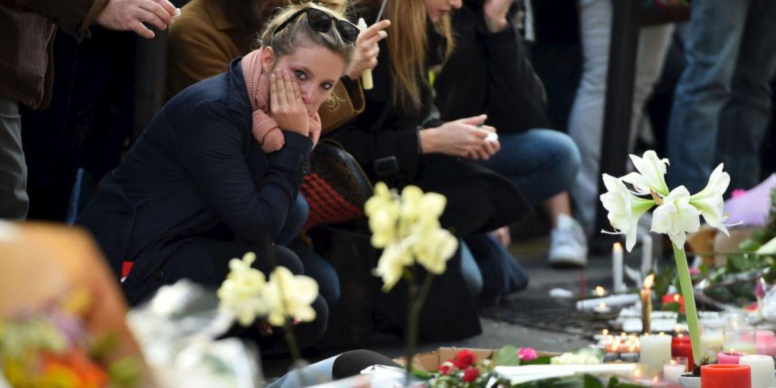 Trascendió que los atentados fueron planificados en Siria. Foto:Getty Images