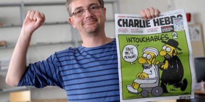 Estos ataques se suman a la muerte de algunos integrantes de la revista de sátira política francesa Charlie Hebdo a manos de extremistas del Estado Islámico en enero. Foto:Wikicommons
