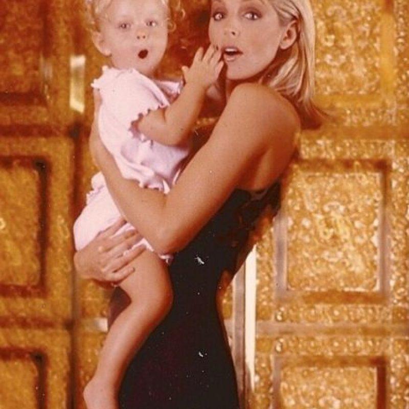 Su madre es Marla Marples, quien pertenece a la alta sociedad de Los Ángeles. Foto:vía Instagram/tiffanytrump