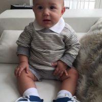 Otro clonado: David Ospina y su hijo Max Ospina Sterling. Foto:Vía instagram.com/d_ospina1