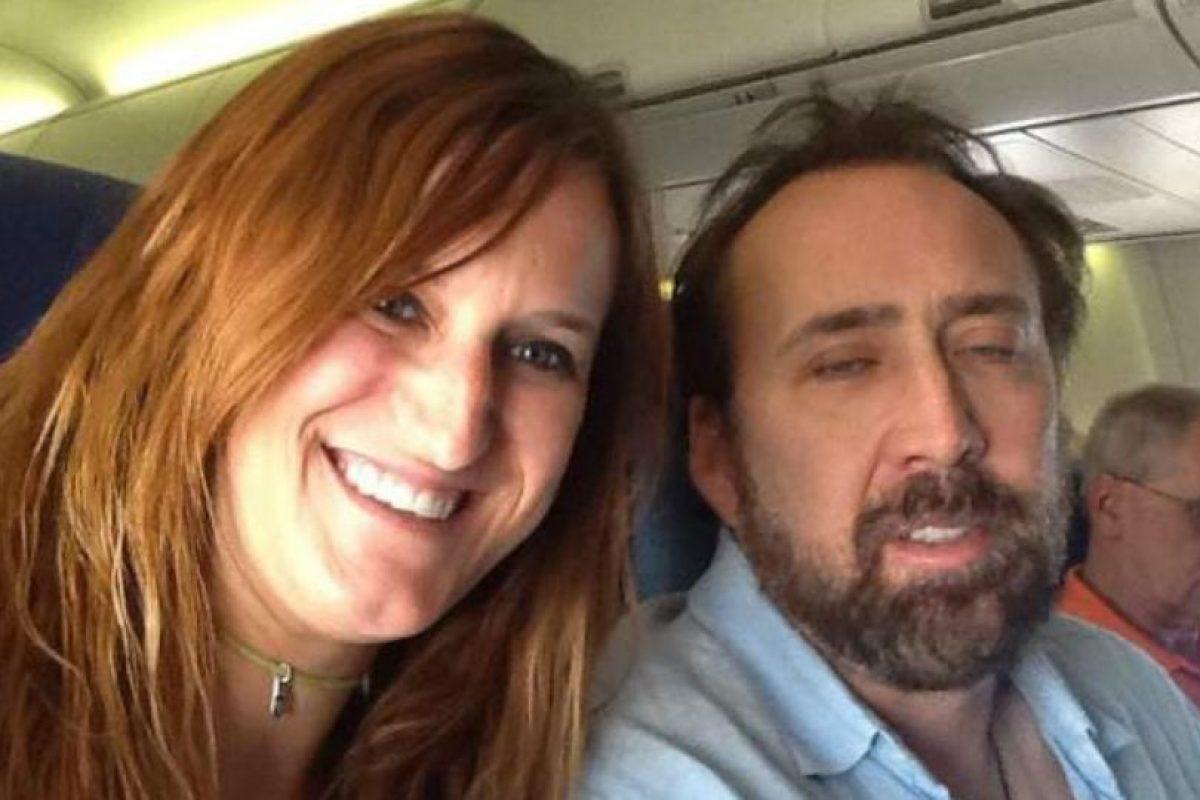 Nicolas Cage en su peor foto. Foto:vía Tumblr
