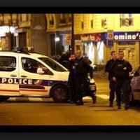 Así se vivieron los ataques en la capital francesa. Foto:AP