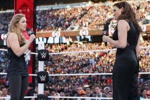 Y después golpeó a Stephanie Foto:WWE
