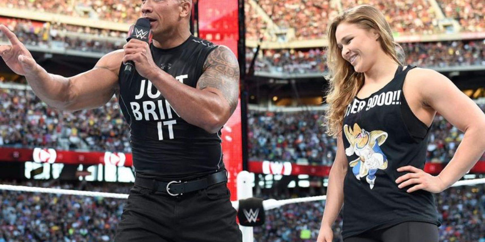 """""""Estoy lista y algún día volveré a participar en la WWE"""", dijo en una ocasión Foto:WWE"""