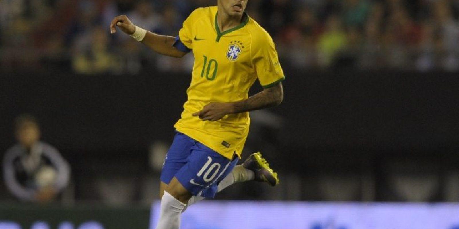 Tienen en Neymar a su líder y máxima figura Foto:AFP