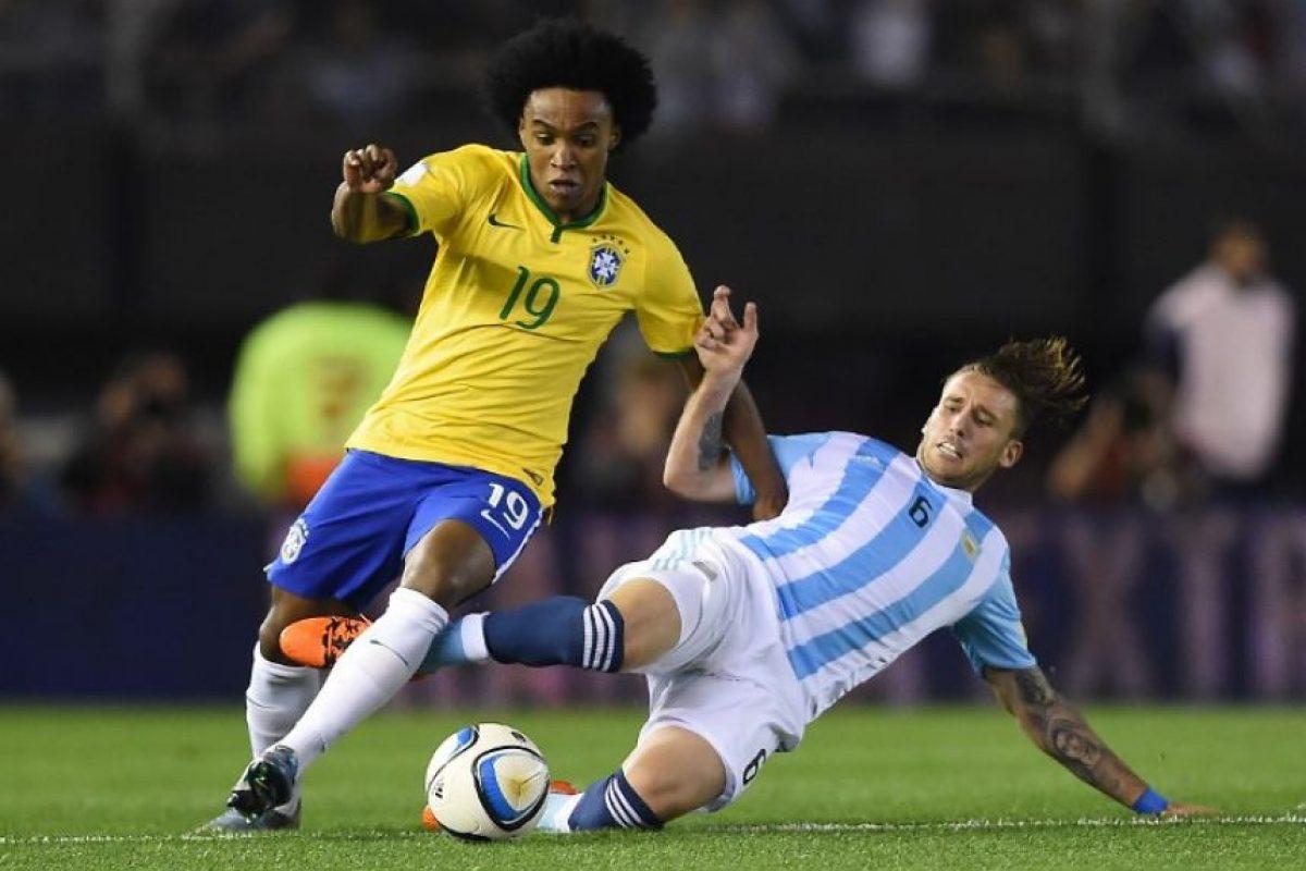 Antes del partido suman un triunfo, un empate y una derrota Foto:AFP